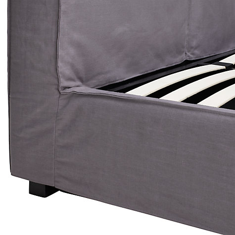 Buy John Lewis Odyssey Bedstead Ottoman, Double Online at johnlewis.com