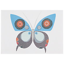 Buy Art Press Butterfly Greeting Card Online at johnlewis.com