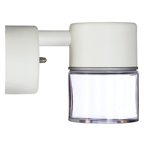 Buy Belid Expo Frost LED Outdoor Wall Light Online at johnlewis.com
