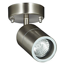 Buy John Lewis Zola Outdoor Single Spotlight Online at johnlewis.com