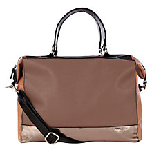 Buy Oasis Patched Holdall, Multi Online at johnlewis.com