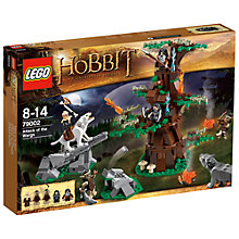 Buy LEGO The Hobbit, Attack Of The Wargs Set Online at johnlewis.com
