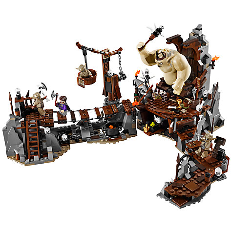 Buy LEGO The Hobbit: The Goblin King Battle Set Online at johnlewis.com