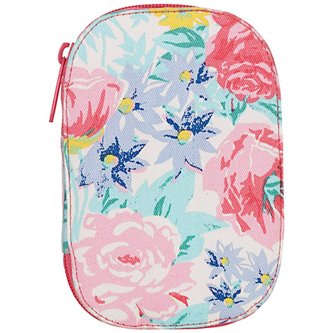 Buy John Lewis Idyllic Zipped Sewing Kit Online at johnlewis.com
