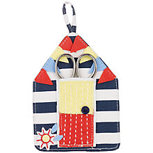 Buy John Lewis Beach Scissors and Pouch Online at johnlewis.com