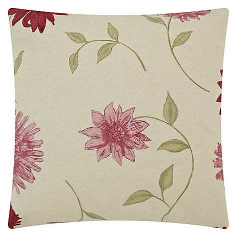 Buy House by John Lewis Ribble Cushion, Blue Online at johnlewis.com