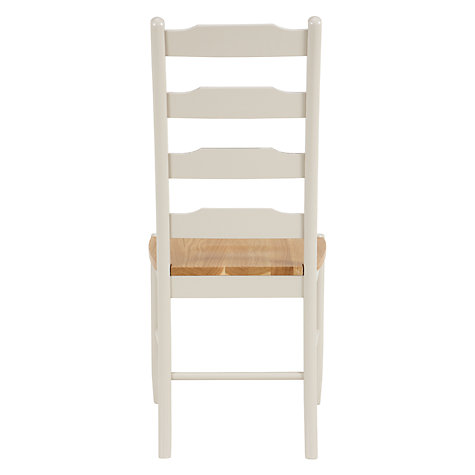 Buy John Lewis Regent Dining Chair, Soft Grey Online at johnlewis.com