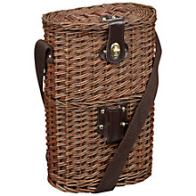 Buy John Lewis Botanist Wicker Wine Cooler Online at johnlewis.com