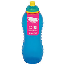 Buy Sistema Twister Bottle, 700ml, Multi Online at johnlewis.com