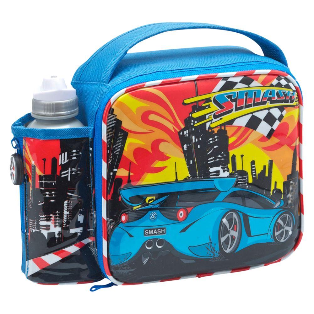Smash Drift Lunch Bag and Bottle