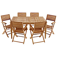Buy John Lewis Leckford FSC Outdoor Furniture Online at johnlewis.com