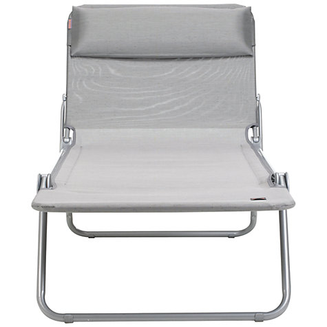 Buy Lafuma Sunside Lounger, Carbon Online at johnlewis.com