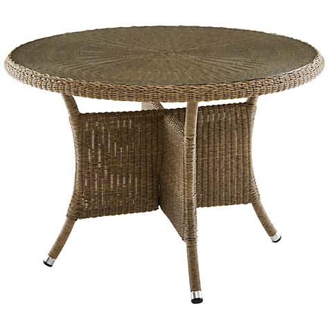 Buy John Lewis Rimini 4 Seater Outdoor Dining Table Online at johnlewis.com