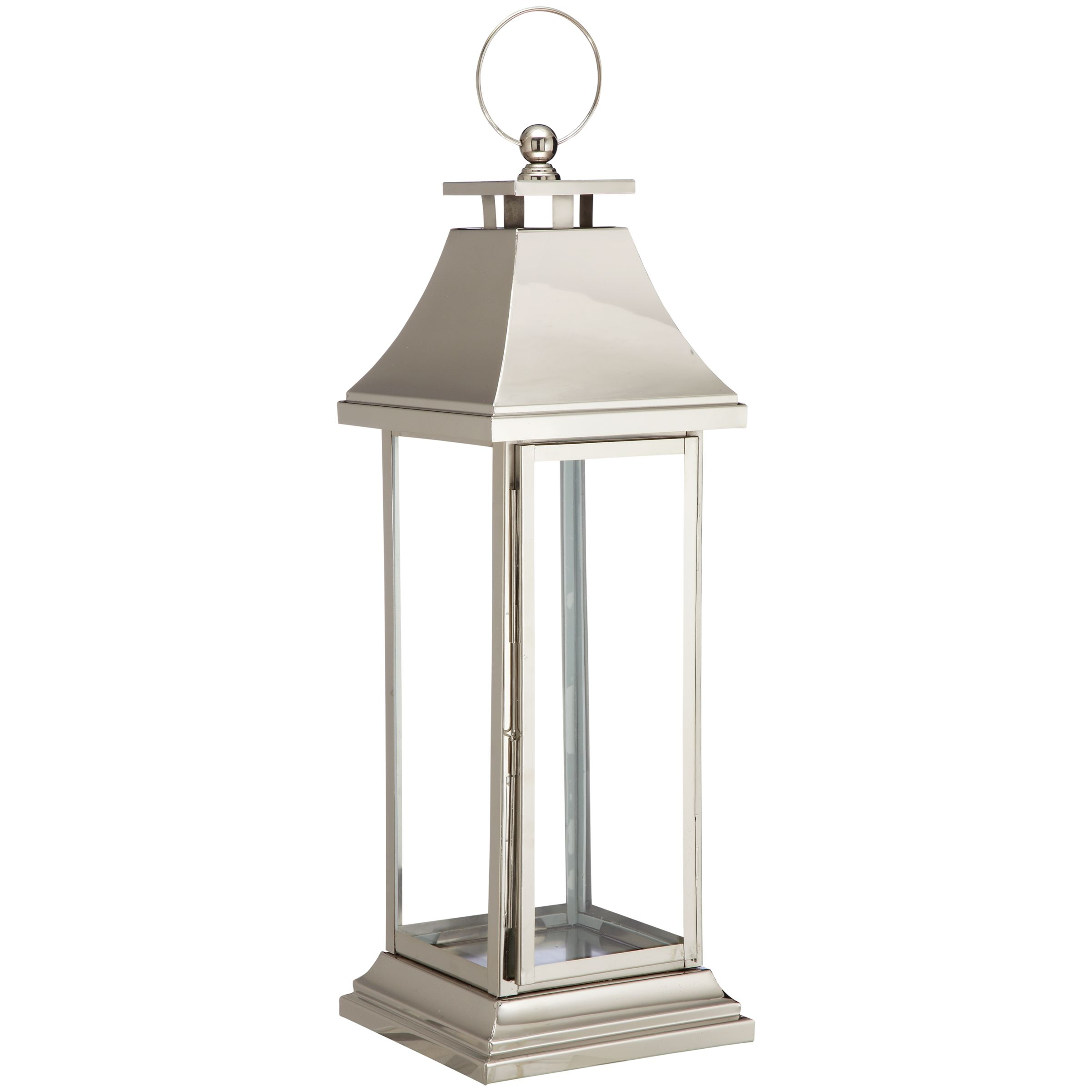 John Lewis Victoria Lantern, H70cm