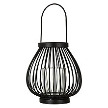 Buy John Lewis Jessica Outdoor Lantern, H13cm Online at johnlewis.com