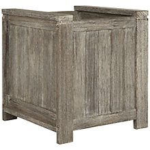 Buy John Lewis Croft Collection Bilbao Planter Online at johnlewis.com