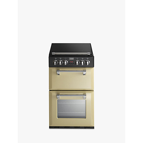 Buy Stoves Richmond 550E Electric Mini Range Cooker, Champagne Online at johnlewis.com