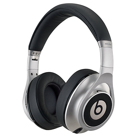 Buy Beats by Dr. Dre Executive Full Size Headphones with Mic/Remote Online at johnlewis.com