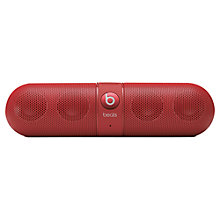 Buy Beats™ Pill Portable Bluetooth Speaker with Microphone Online at johnlewis.com