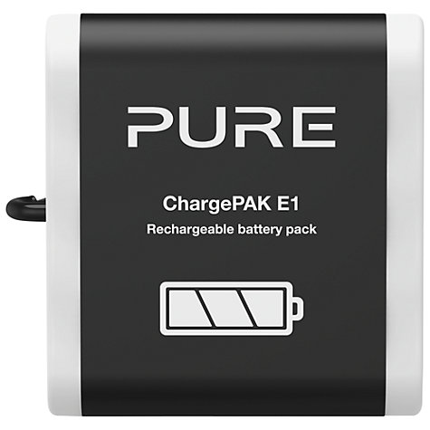 Buy Pure ChargePAK E1 Online at johnlewis.com