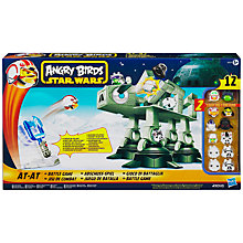 Buy Angry Birds Star Wars AT-AT Attack Battle Game Online at johnlewis.com