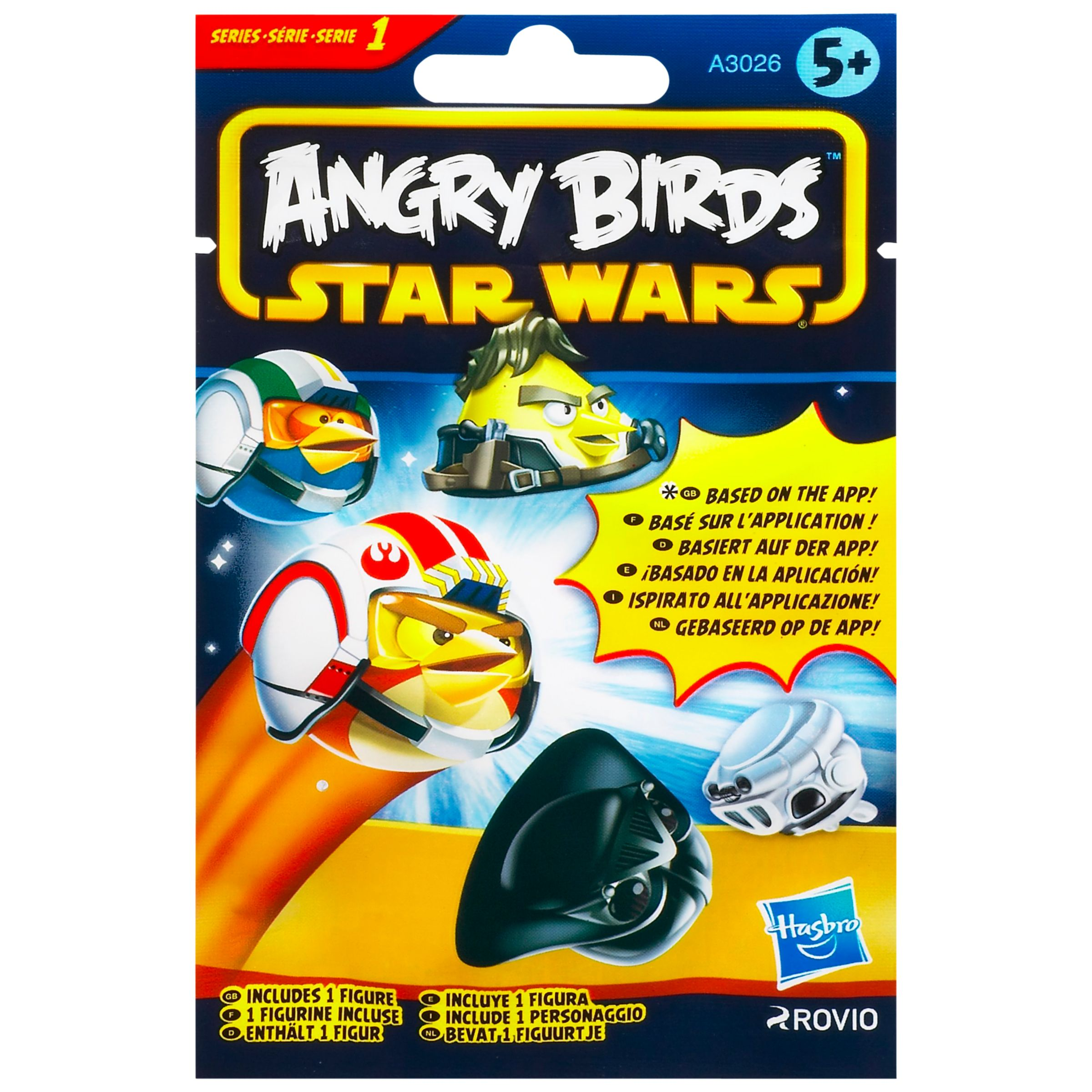 Angry Birds Star Wars Mystery Pack, Assorted