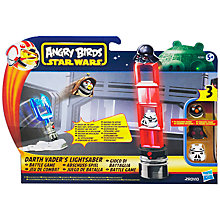 Buy Angry Birds Star Wars Battle Games, Assorted Online at johnlewis.com