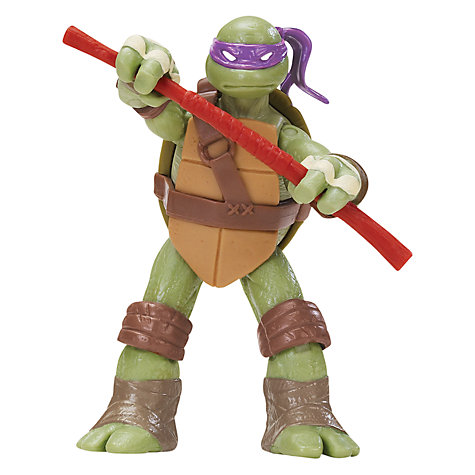 Buy Teenage Mutant Ninja Turtles Figure, Donatello Online at johnlewis.com