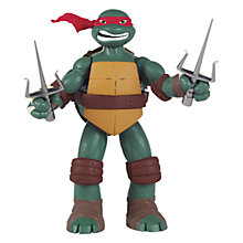 Buy Teenage Mutant Ninja Turtles Electronic Figure, Raphael Online at johnlewis.com