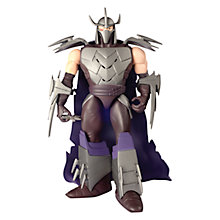 Buy Teenage Mutant Ninja Turtles Electronic Figure, Shredder Online at johnlewis.com