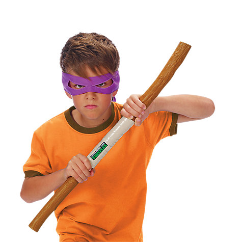 Buy Teenage Mutant Ninja Turtles Ninja Combat Gear, Donatello Online at johnlewis.com
