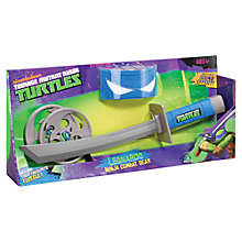 Buy Teenage Mutant Ninja Turtles Ninja Combat Gear, Leonardo Online at johnlewis.com
