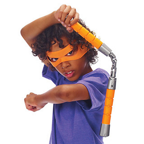 Buy Teenage Mutant Ninja Turtles Ninja Combat Gear, Michaelangelo Online at johnlewis.com