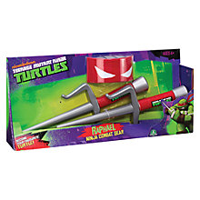 Buy Teenage Mutant Ninja Turtles Ninja Combat Gear, Raphael Online at johnlewis.com