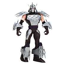 Buy Teenage Mutant Ninja Turtles Figure, Shredder Online at johnlewis.com