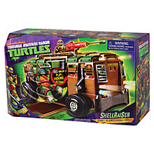 Buy Teenage Mutant Ninja Turtles Vehicle, Shell Raiser Online at johnlewis.com