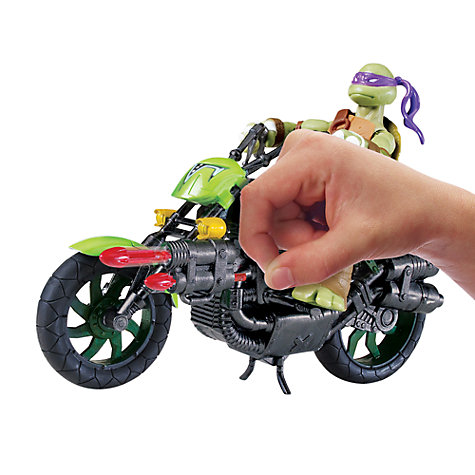 Buy Teenage Mutant Ninja Turtles Vehicle, Assorted Online at johnlewis.com