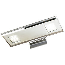 Buy John Lewis Kappa LED Over Cabinet Light, 2 Pack Online at johnlewis.com