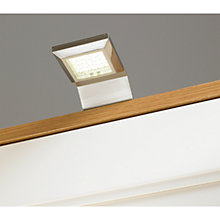 Buy John Lewis Pi LED Over Cabinet Kitchen Lights, Pack of 2 Online at johnlewis.com