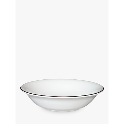 Vera Wang for Wedgwood Blanc sur Blanc Cereal Bowl, Dia.16cm