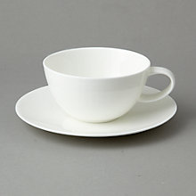 Buy Queensberry Hunt for John Lewis Cuisine Cup and Saucer Online at johnlewis.com