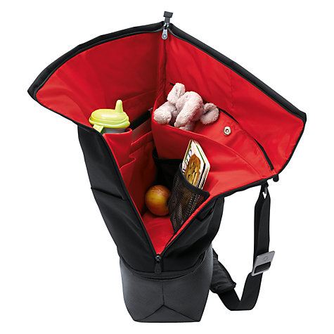 Buy Bugaboo Changing Bag, Black Online at johnlewis.com