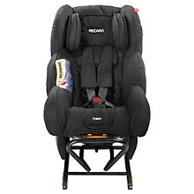 Buy Recaro Polaric Group 1 Car Seat, Black Online at johnlewis.com