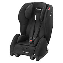 Buy Recaro Young Expert Plus Car Seat, Black Online at johnlewis.com