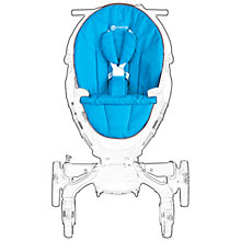 Buy 4moms Origami Seat Liner, Blue Online at johnlewis.com