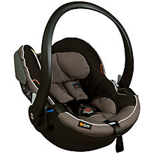 Buy BeSafe iZi Go Infant Carrier, Grey Online at johnlewis.com