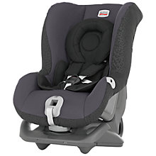 Buy Britax First Class Plus Car Seat, Black Thunder Online at johnlewis.com