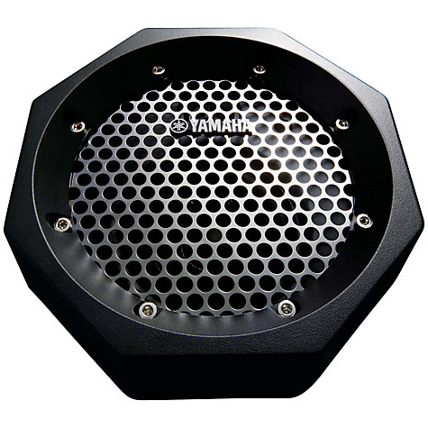 Buy Yamaha PDX-B11 Wireless Speaker, Black Online at johnlewis.com
