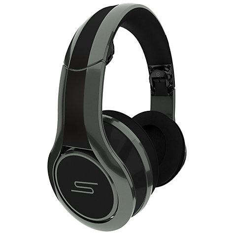 Buy SMS Audio DJ Pauly D STREET by 50 Cent Full Size Headphones Online at johnlewis.com