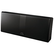 Buy Philips Fidelio P8 Wireless Portable Speaker, Black Online at johnlewis.com